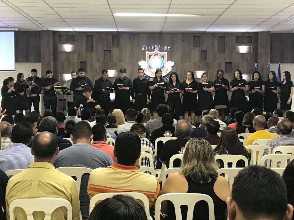 Faculdade Boas Novas por meio do curso de Ciências Teológicas recebeu a palestra Diversidade Religiosa e Pentecostalismo na Amazônia