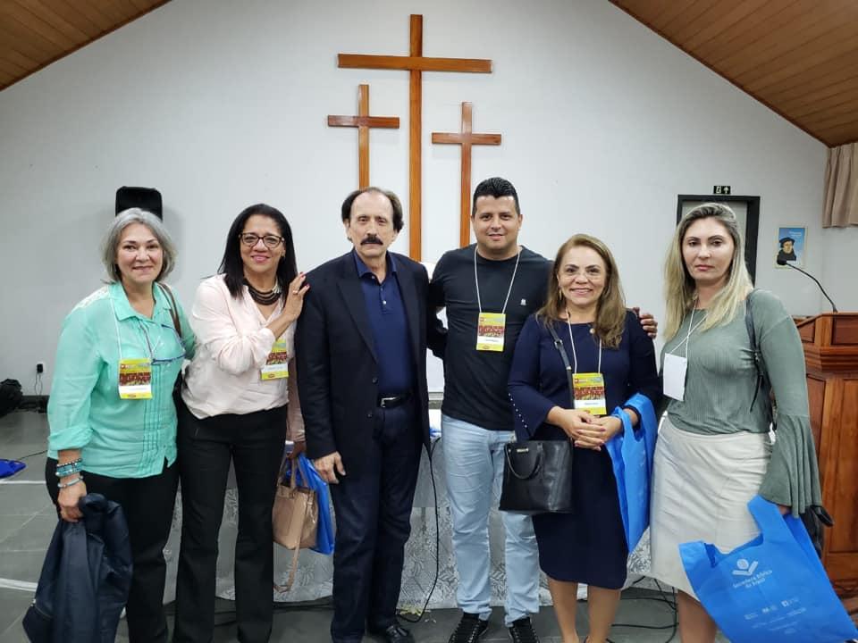 FBN participou do 8° RELEP Continental, na Faculdade Unida de Vitória(ES)