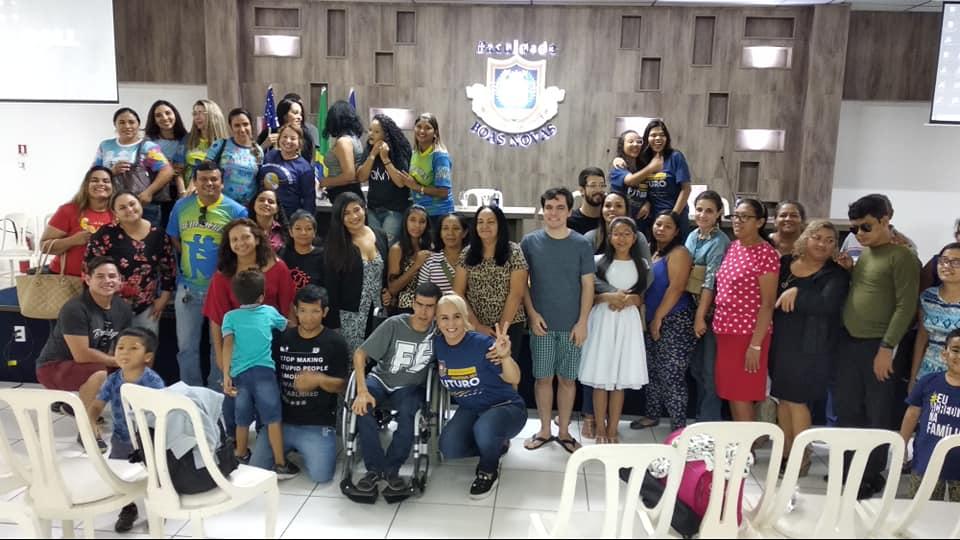 Palestra – Qualidade de vida para famílias de pessoas com deficiência