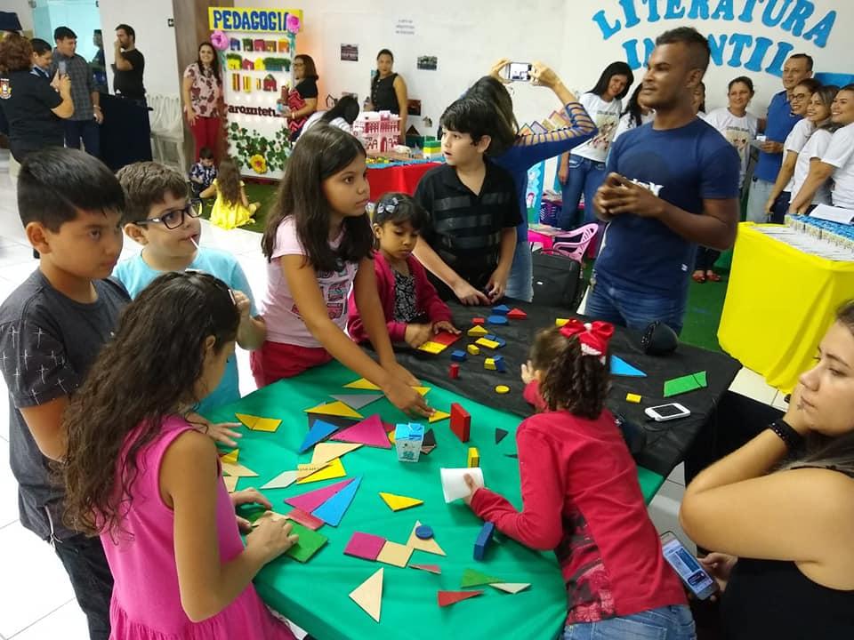 Seminário de Socialização de Pedagogia