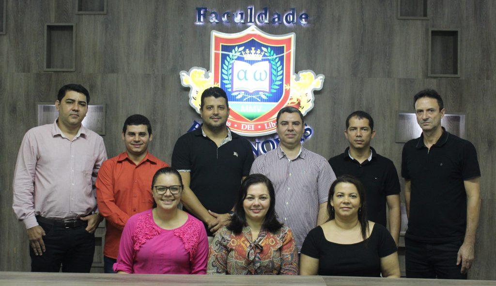Formada nova equipe da CPA para o Triênio 2018-2020