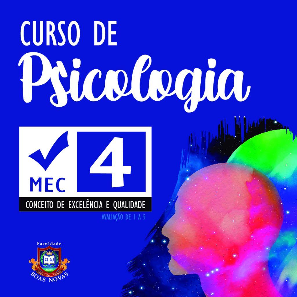 Autorizado pelo MEC, novo curso de Psicologia