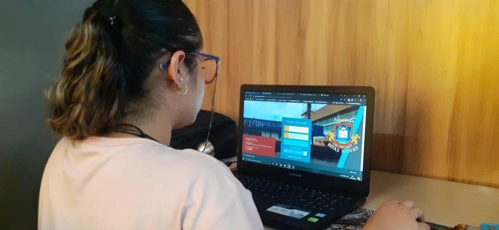 FBN lança tutorial de acesso ao Portal do Estudante